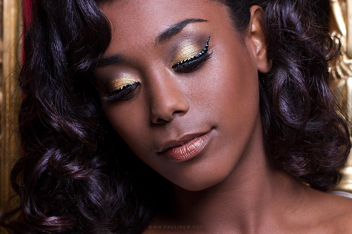 Bien-aimé Maquillage peau noir, ne pas faire n'importe quoi ! CB11