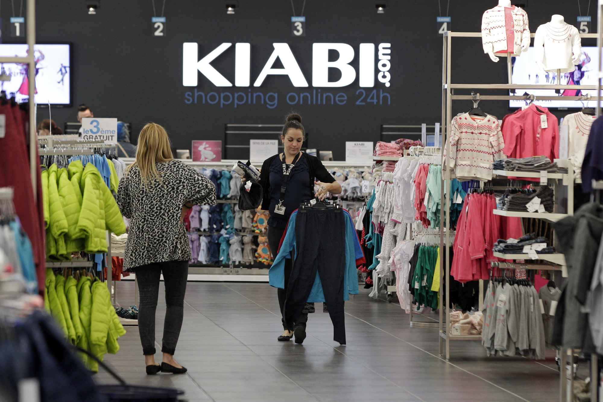 Commande Fashion Shopping