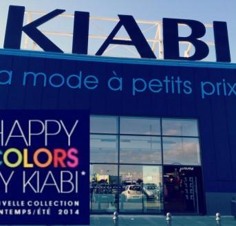Kiabi, le magasin qui habille toute la famille