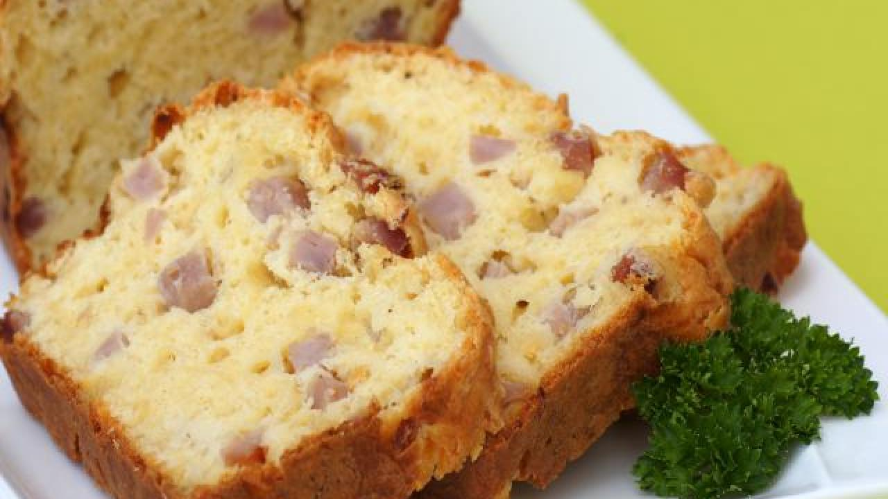 Recette Cake Jambon Fromage  Oeufs