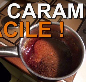 Comment faire un bon caramel?